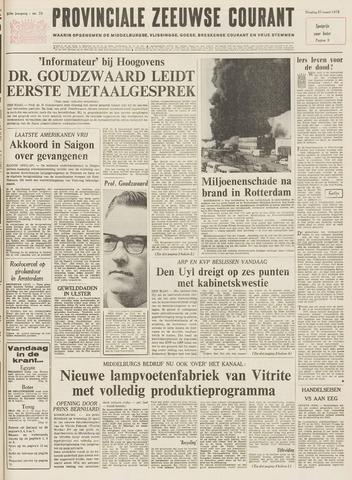 Provinciale Zeeuwse Courant 1973-03-27
