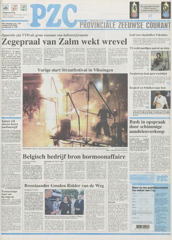 Provinciale Zeeuwse Courant 2002-07-05
