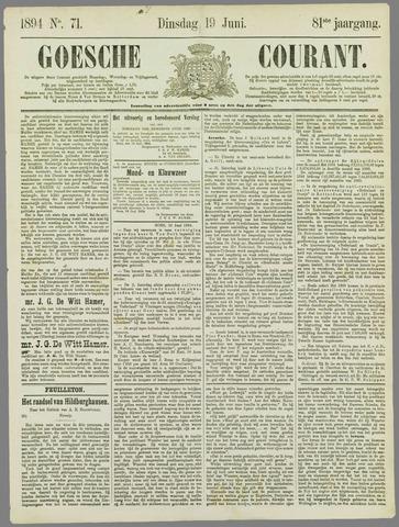 Goessche Courant 1894-06-19