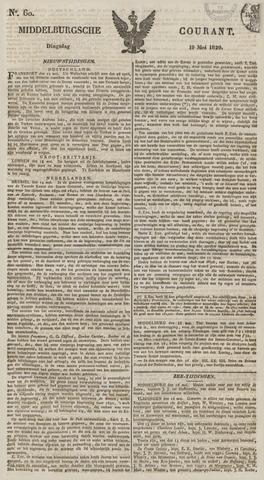 Middelburgsche Courant 1829-05-19