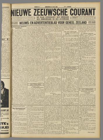 Nieuwe Zeeuwsche Courant 1931-07-23