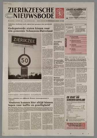 Zierikzeesche Nieuwsbode 1993-11-11