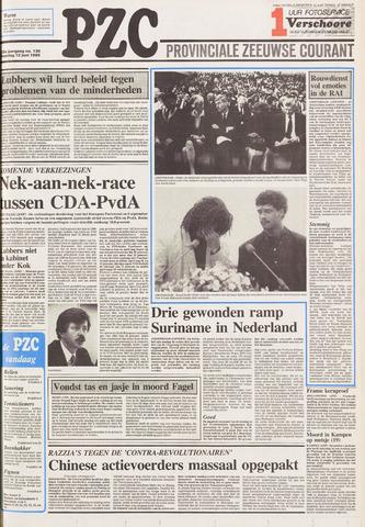 Provinciale Zeeuwse Courant 1989-06-12