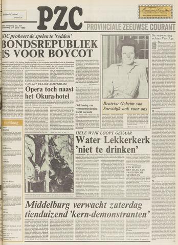 Provinciale Zeeuwse Courant 1980-04-24