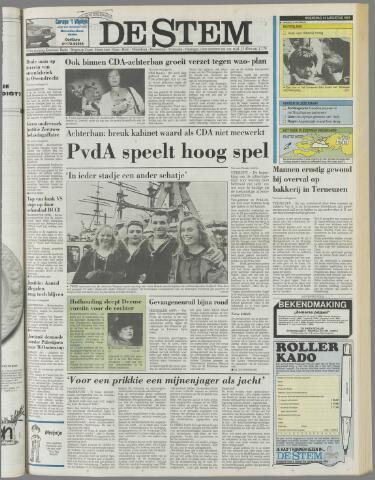 de Stem 1991-08-14