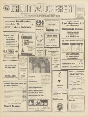 Groot Walcheren 1969-06-26