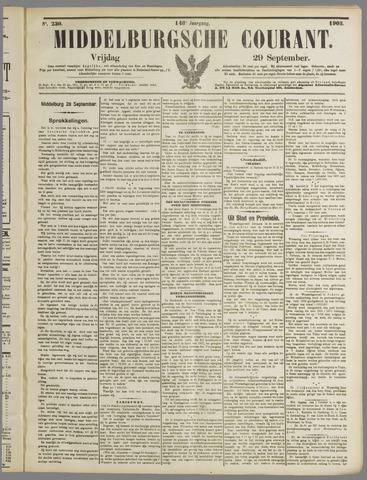 Middelburgsche Courant 1905-09-29