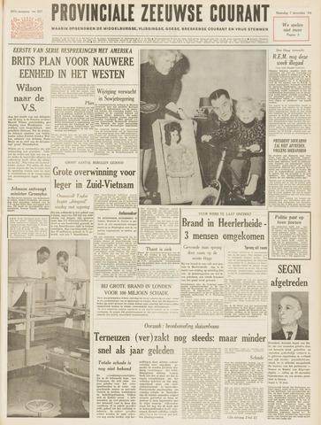 Provinciale Zeeuwse Courant 1964-12-07