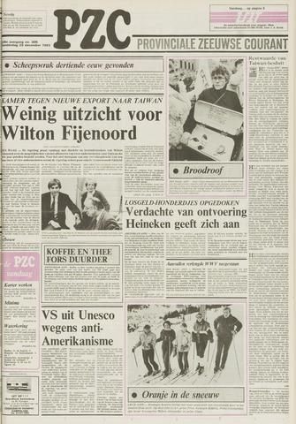 Provinciale Zeeuwse Courant 1983-12-29
