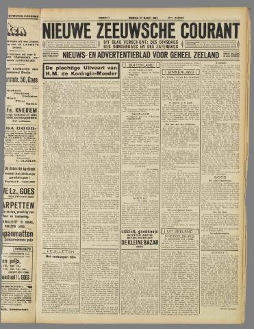 Nieuwe Zeeuwsche Courant 1934-03-27