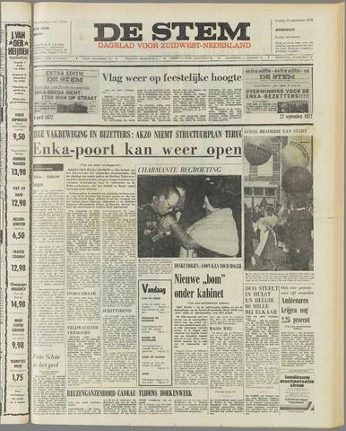 de Stem 1972-09-22