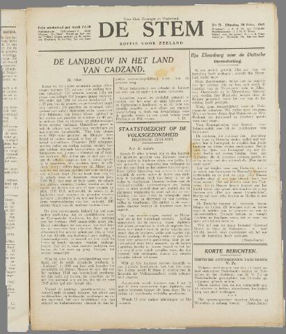 de Stem 1945-02-20