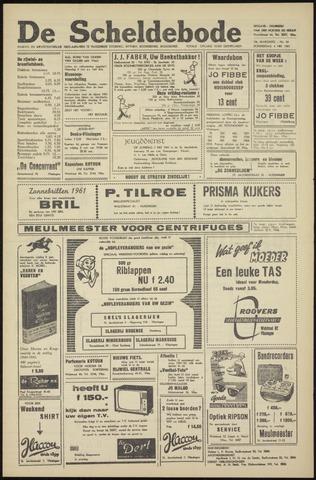 Scheldebode 1961-05-11
