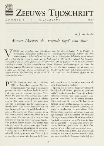 Zeeuws Tijdschrift 1962-05-01