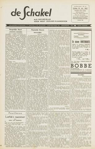 De Schakel 1957-10-18