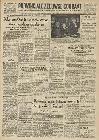 Provinciale Zeeuwse Courant 1952-06-10