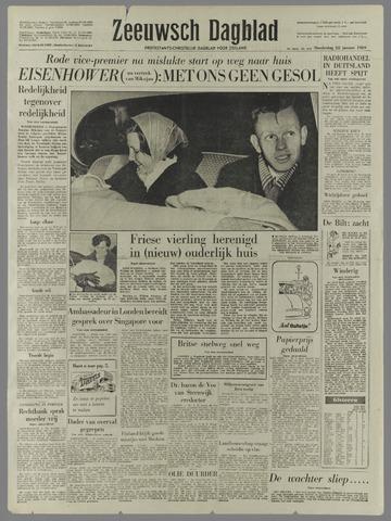 Zeeuwsch Dagblad 1959-01-22