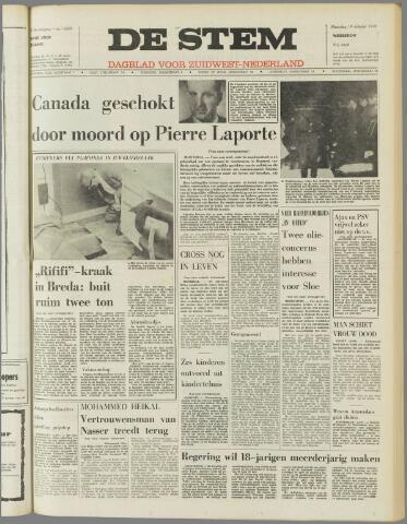 de Stem 1970-10-19
