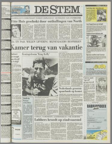 de Stem 1987-07-13