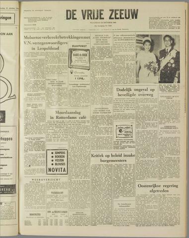 de Vrije Zeeuw 1960-10-24
