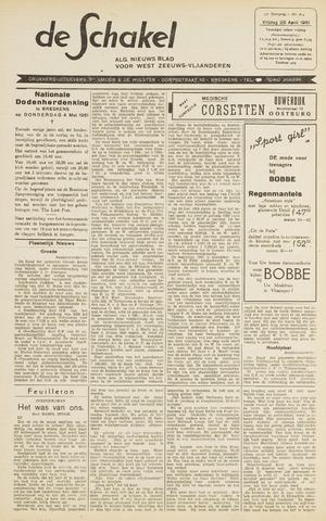De Schakel 1961-04-28