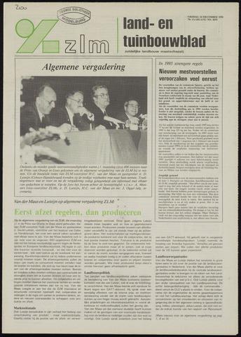 Zeeuwsch landbouwblad ... ZLM land- en tuinbouwblad 1990-12-14