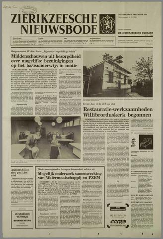 Zierikzeesche Nieuwsbode 1988-12-01