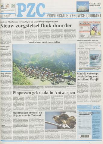 Provinciale Zeeuwse Courant 2002-07-19