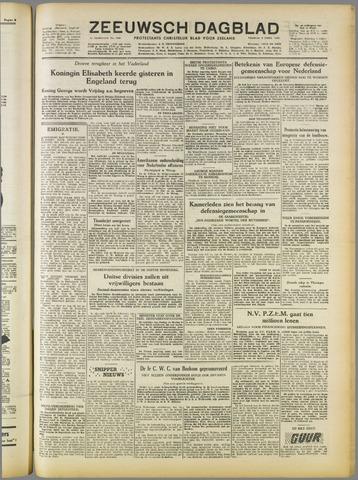 Zeeuwsch Dagblad 1952-02-08