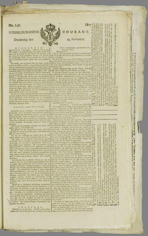 Middelburgsche Courant 1810-11-29