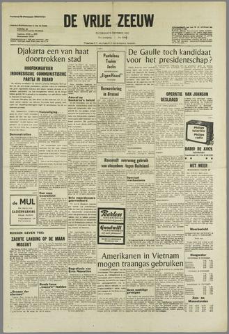 de Vrije Zeeuw 1965-10-09