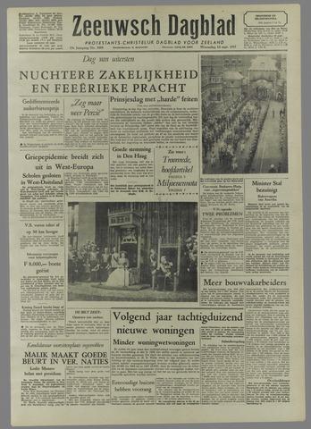 Zeeuwsch Dagblad 1957-09-18