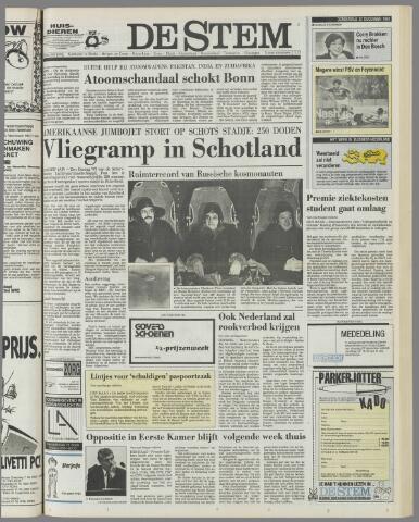 de Stem 1988-12-22