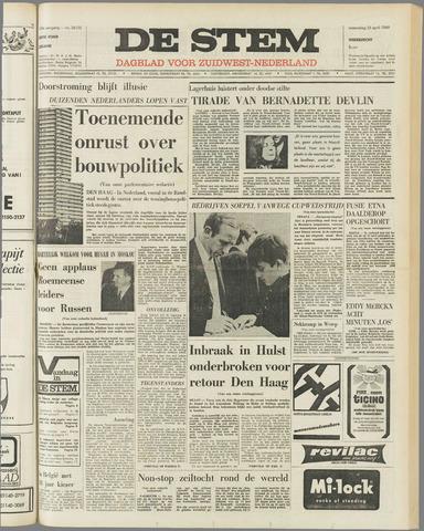 de Stem 1969-04-23