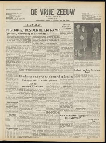 de Vrije Zeeuw 1953-02-14