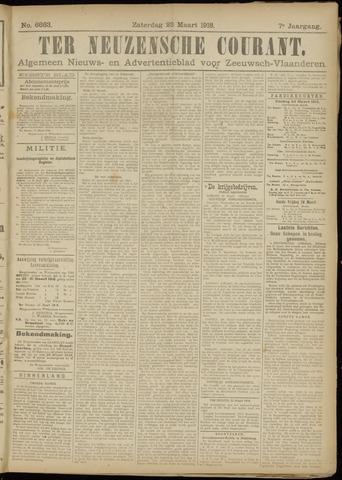 Ter Neuzensche Courant. Algemeen Nieuws- en Advertentieblad voor Zeeuwsch-Vlaanderen / Neuzensche Courant ... (idem) / (Algemeen) nieuws en advertentieblad voor Zeeuwsch-Vlaanderen 1918-03-23