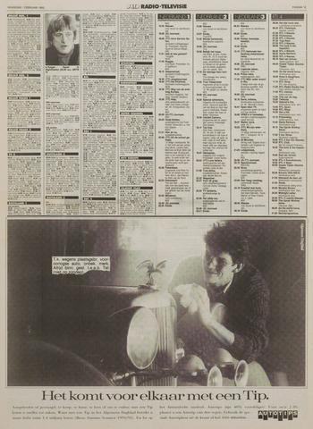 Watersnood documentatie 1953 - kranten 1993-02-01