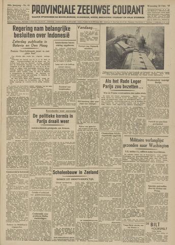 Provinciale Zeeuwse Courant 1949-02-23