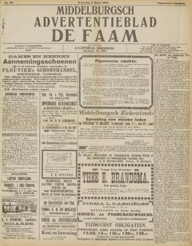 de Faam en de Faam/de Vlissinger 1915-03-03