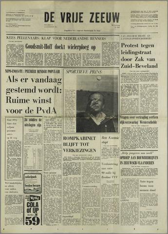 de Vrije Zeeuw 1972-08-10