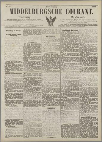 Middelburgsche Courant 1902-01-29