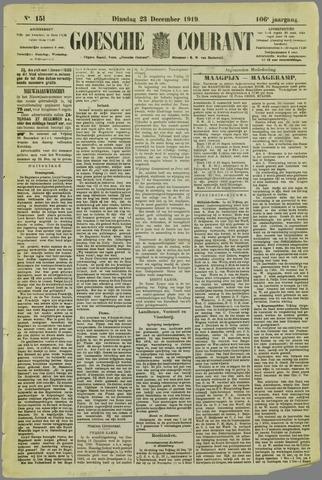 Goessche Courant 1919-12-23