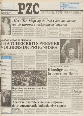 Provinciale Zeeuwse Courant 1979-05-04