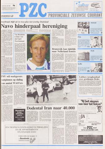 Provinciale Zeeuwse Courant 1990-06-23