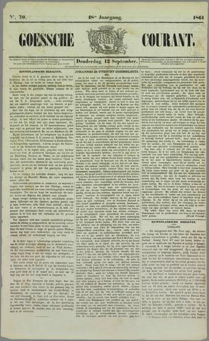 Goessche Courant 1861-09-12