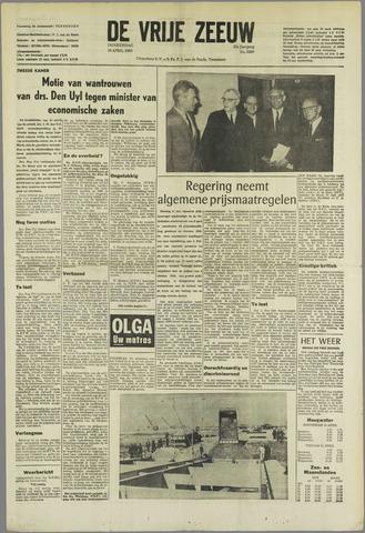 de Vrije Zeeuw 1969-04-10