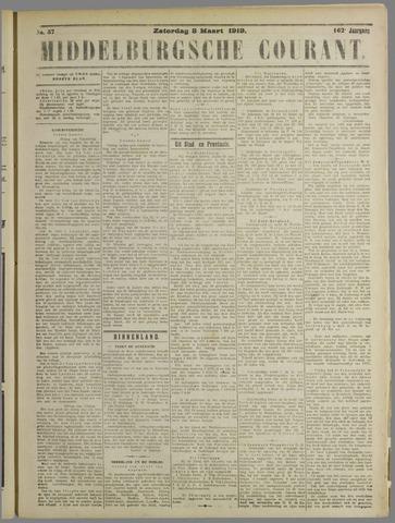Middelburgsche Courant 1919-03-08