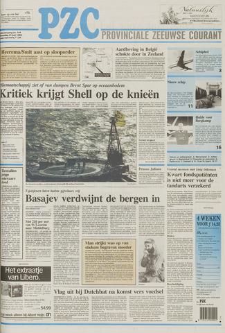 Provinciale Zeeuwse Courant 1995-06-21