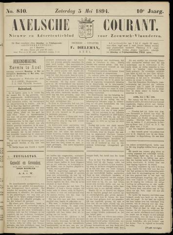 Axelsche Courant 1894-05-05