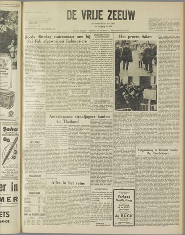 de Vrije Zeeuw 1962-05-17